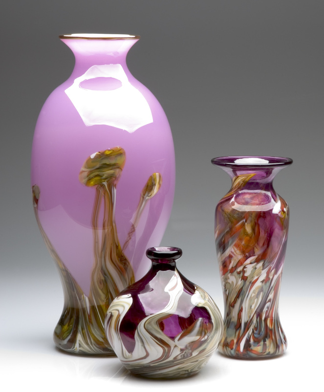 Vases By Chad Balster